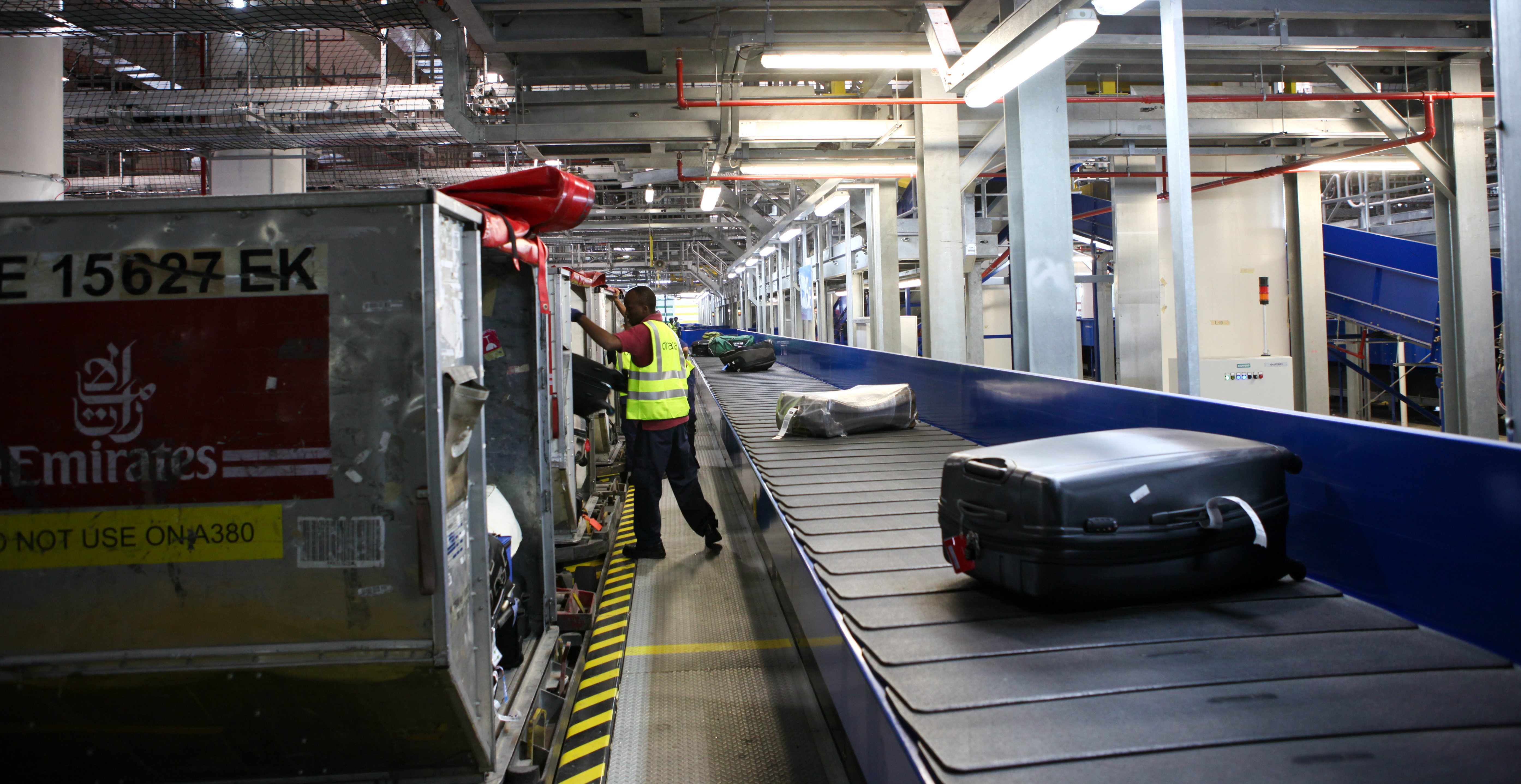 management and baggage handling operation Jsm provides operations and maintenance services for baggage handling  systems  jsm's asset management program enables around the clock service.